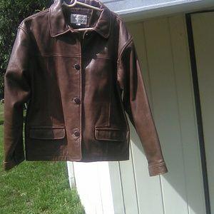 Vintage Brandon Thomas Leather